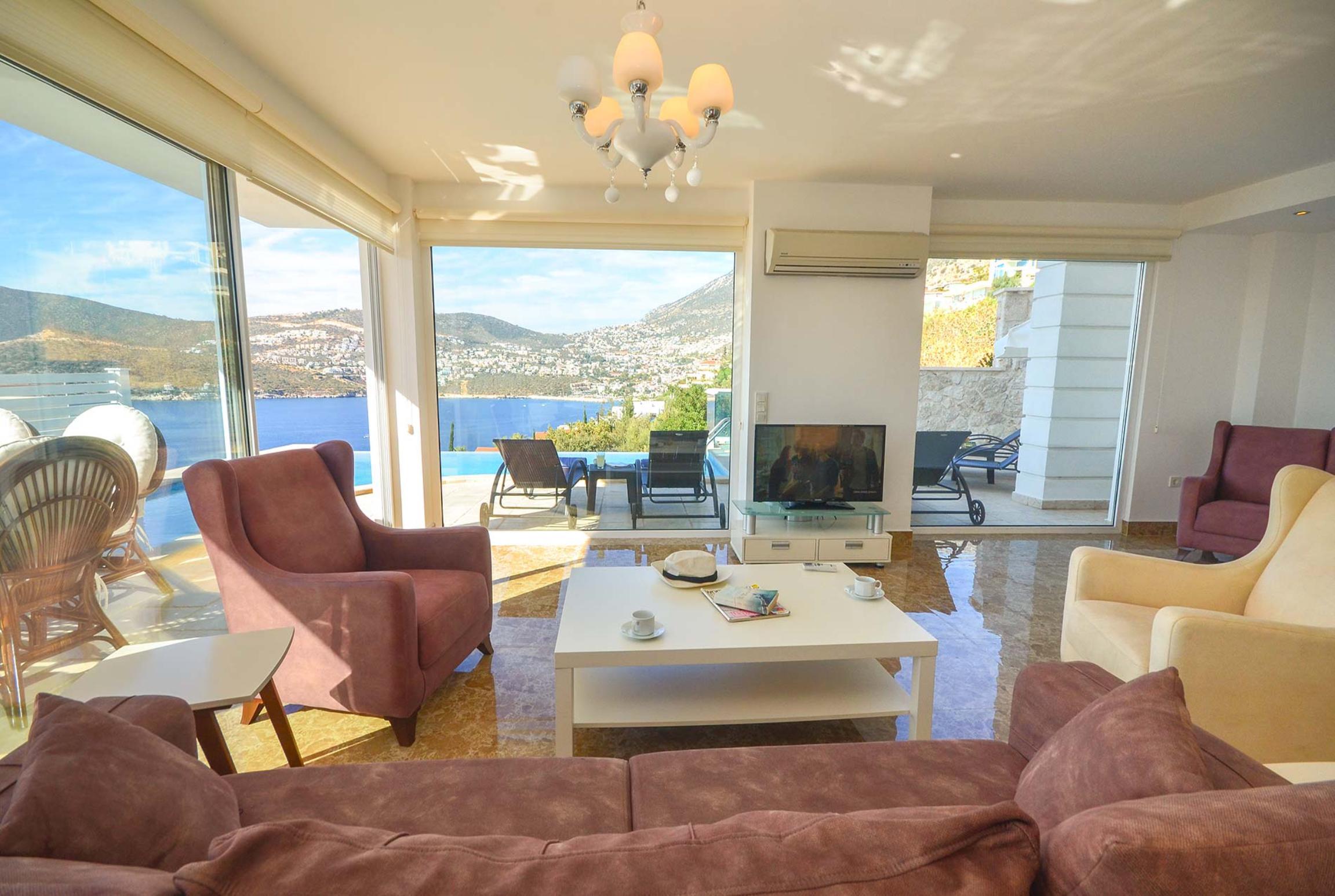 Maison de vacances Villa Everes (2649899), Kalkan, , Région Méditerranéenne, Turquie, image 28