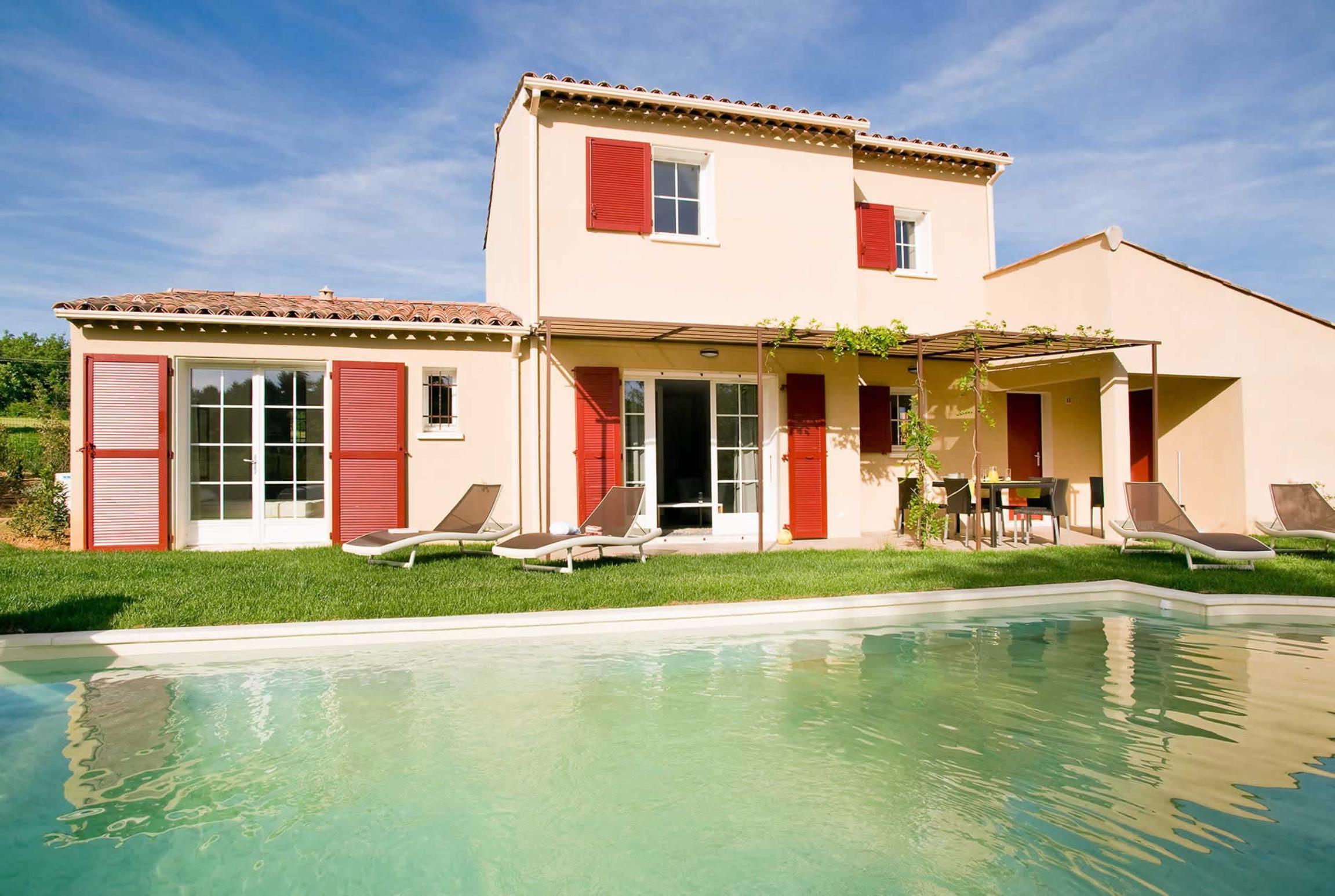 Holiday house 4 Bed Villas Domaine (2750846), Saint Saturnin lès Apt, Vaucluse, Provence - Alps - Côte d'Azur, France, picture 11