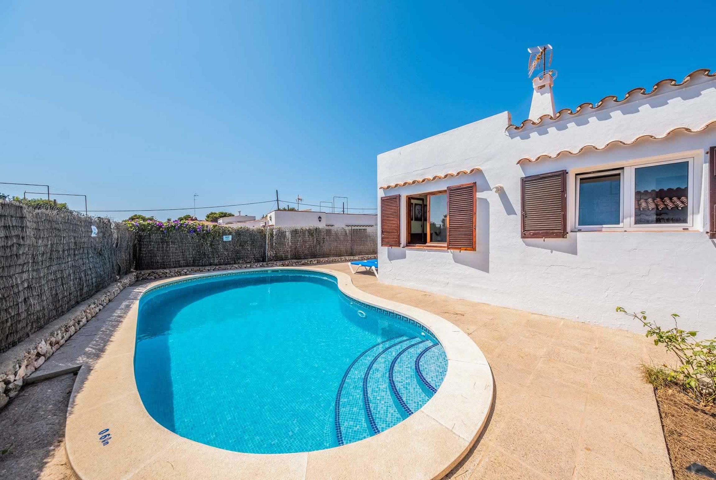 Ferienhaus Iris Prima (2653680), Punta Prima, Menorca, Balearische Inseln, Spanien, Bild 22