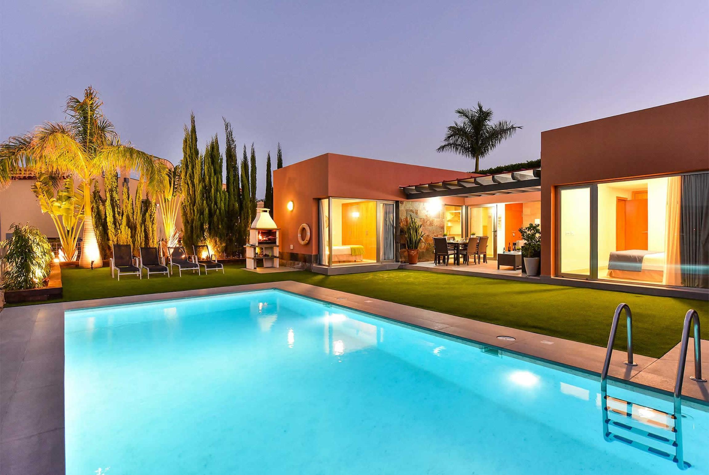 Holiday house Par 4 Villa 8 (2654461), Maspalomas, Gran Canaria, Canary Islands, Spain, picture 14