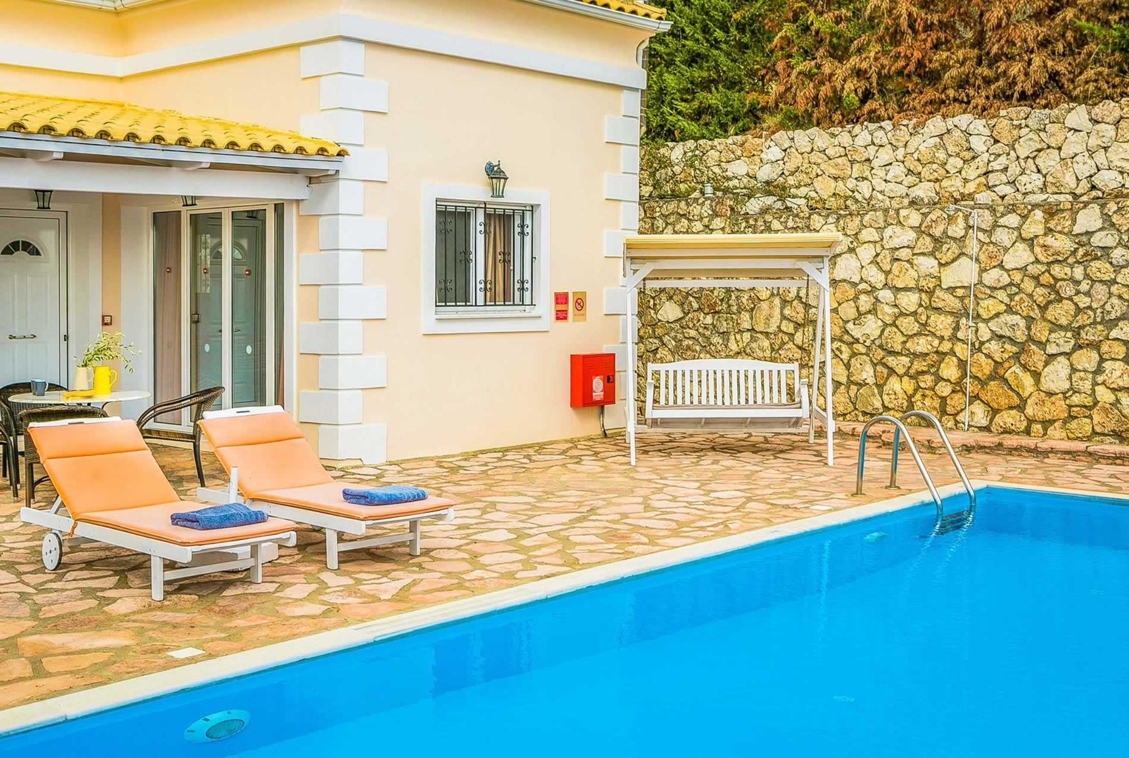 Holiday house Adriani (2652730), Perigiali, Lefkada, Ionian Islands, Greece, picture 19