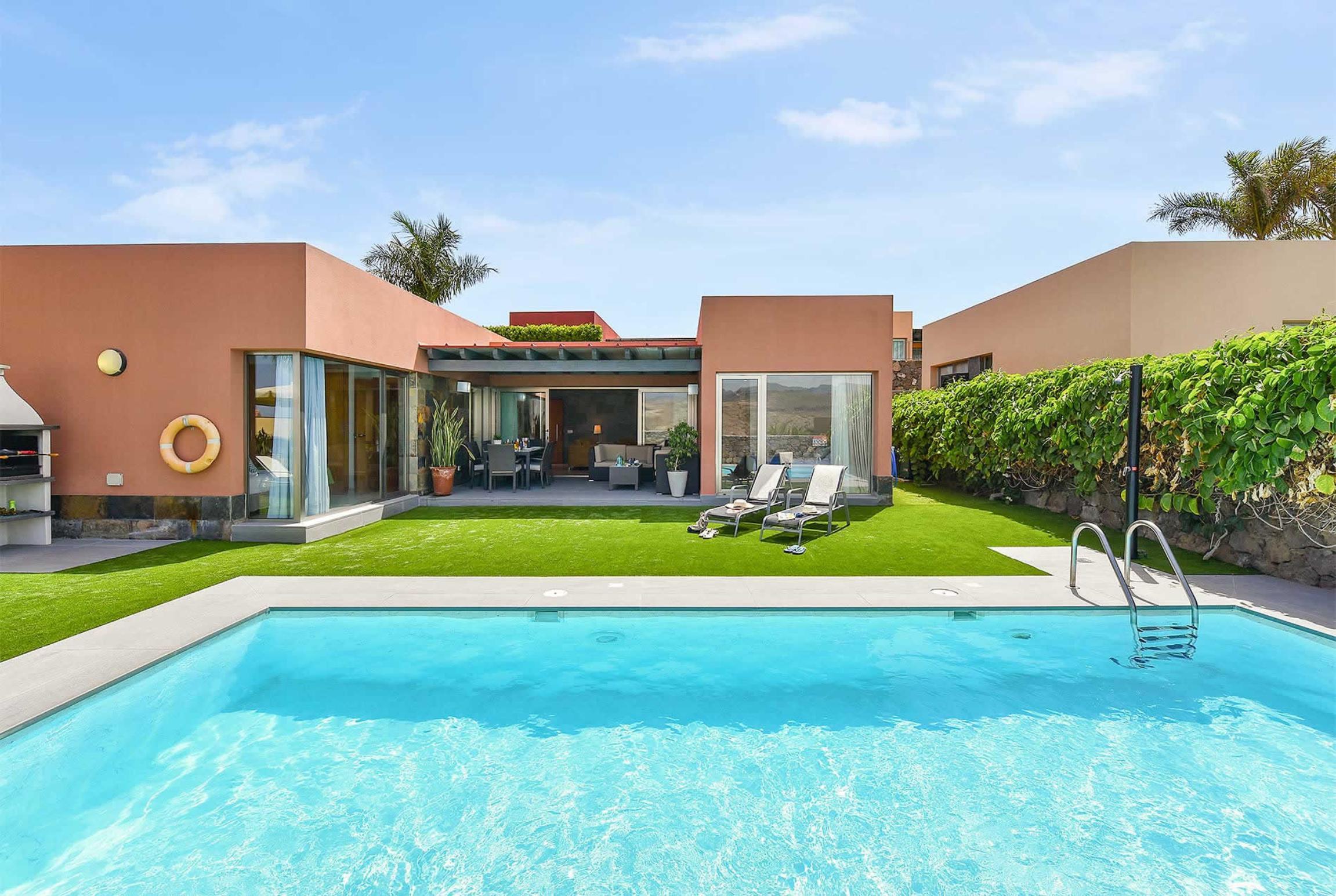 Holiday house Par 4 Villa 8 (2654461), Maspalomas, Gran Canaria, Canary Islands, Spain, picture 1