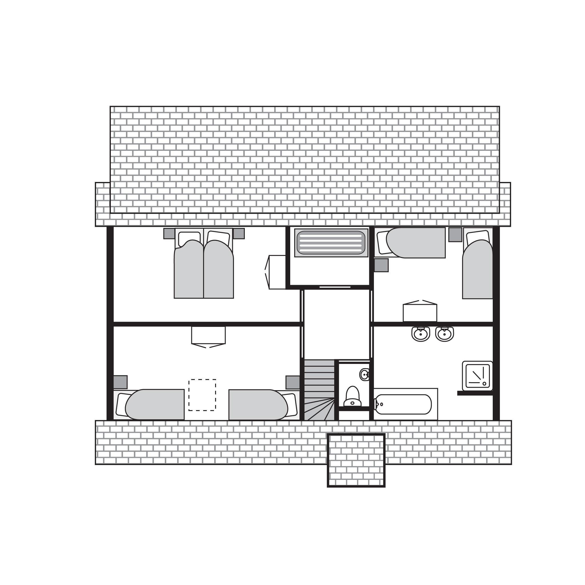 Ferienhaus Luxus 8-Personen-Villa im Ferienpark Landal Waterparc Veluwemeer - am Wasser/Freizeitsee (597310), Biddinghuizen, , Flevoland, Niederlande, Bild 38