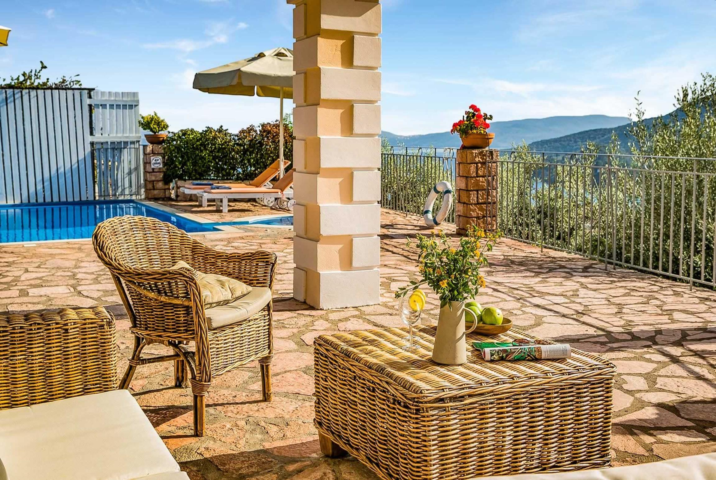Holiday house Adriani (2652730), Perigiali, Lefkada, Ionian Islands, Greece, picture 13