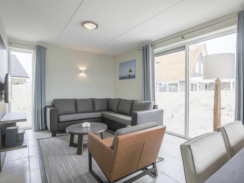 Luxus 6 Personen Villa im Ferienpark Landal Strand Resort Ouddorp Duin an der Küste