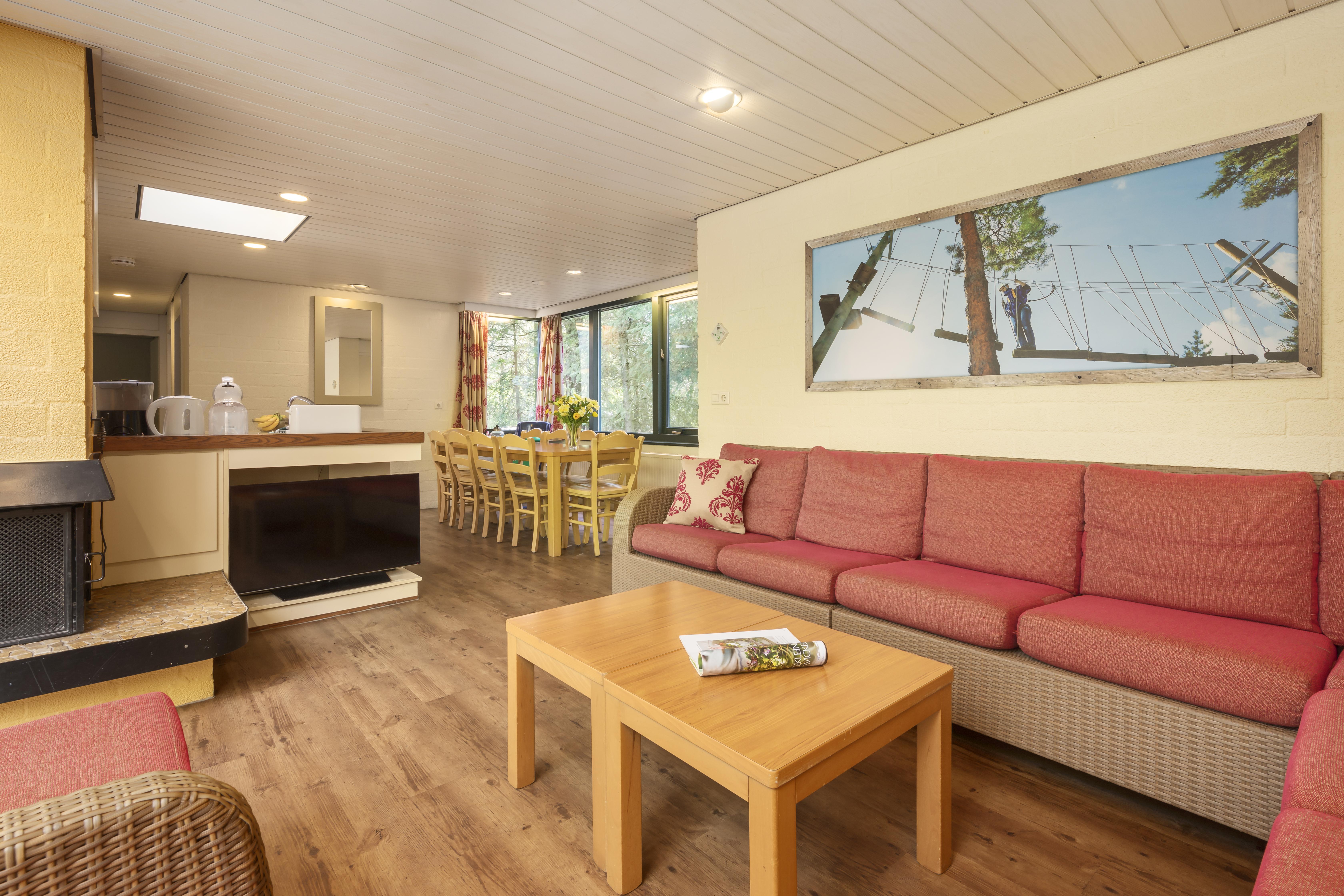 Ferienhaus Center Parcs De Kempervennen - cottage Premium 10 persons (2639207), Westerhoven, , Nordbrabant, Niederlande, Bild 5