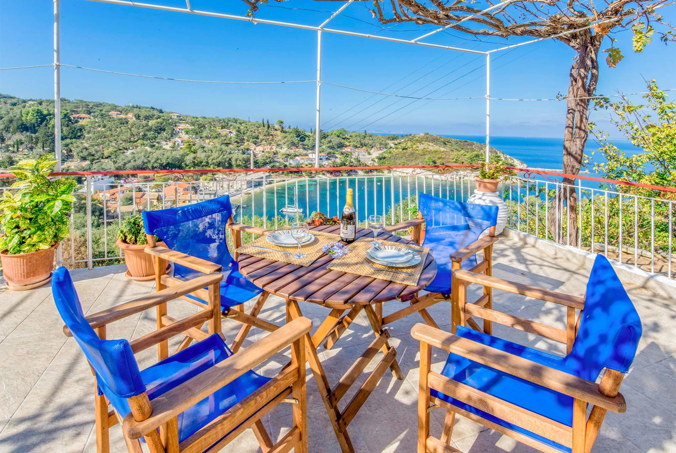 Holiday apartment Captain's House (2654946), Paxos, Paxi, Ionian Islands, Greece, picture 1