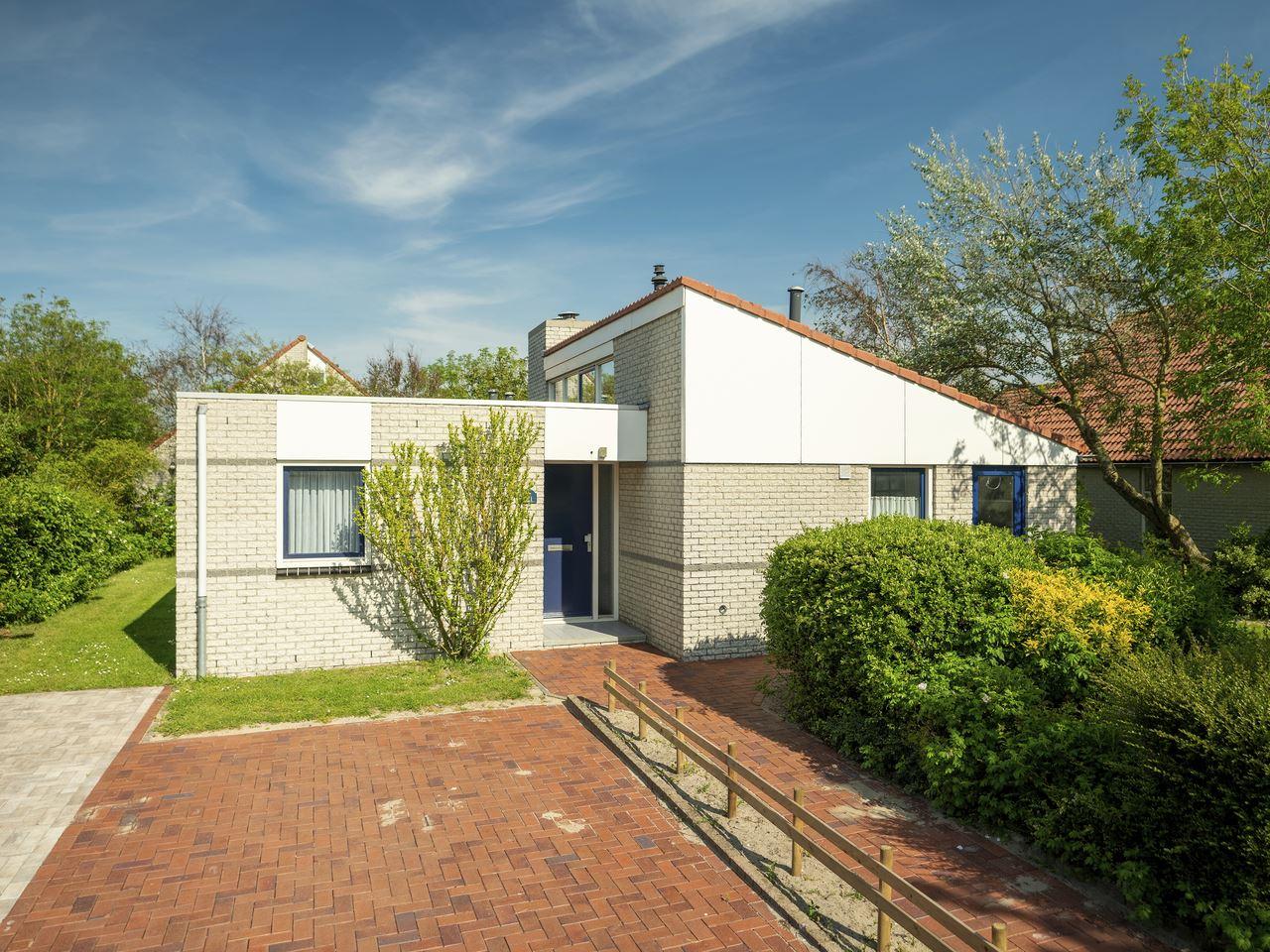 4-Personen-Villa im Ferienpark Landal Beach Resort Villa in den Niederlande