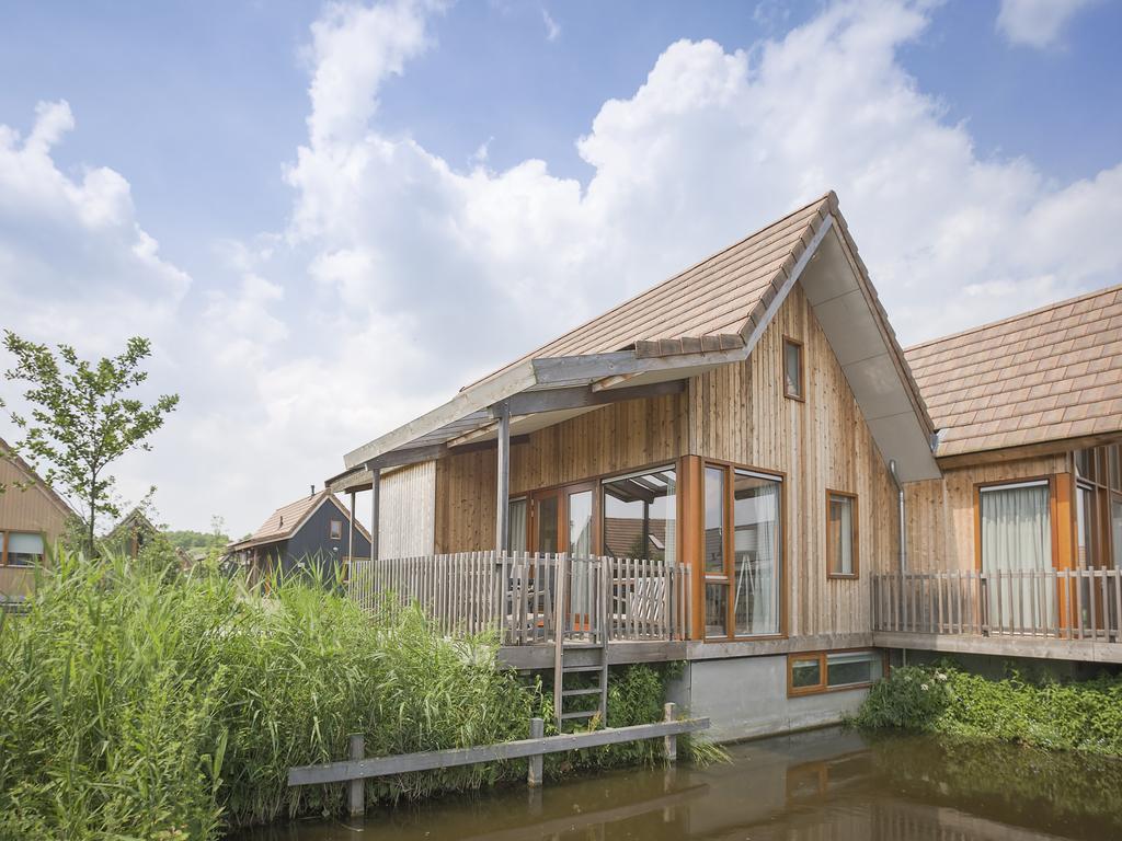 Luxus 6 Personen Wasserhaus im Ferienpark Landal De Reeuwijkse Plassen