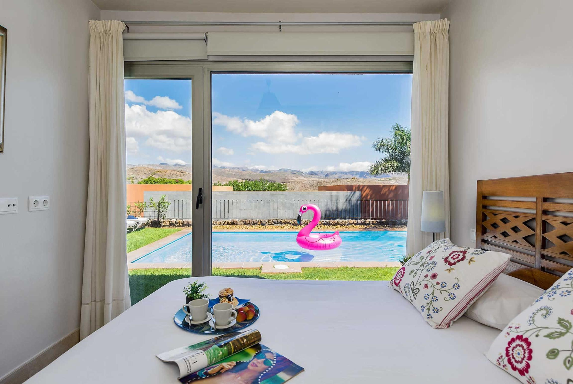 Holiday house Par 4 Villa 17 (2654016), Maspalomas, Gran Canaria, Canary Islands, Spain, picture 5