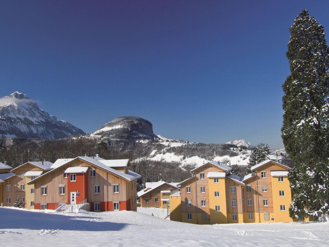 Appartement de vacances 4-Personen-Ferienwohnung im Ferienpark Landal Vierwaldstättersee - in den Bergen (355277), Morschach, Lac des Quatre-Cantons, Suisse Centrale, Suisse, image 2