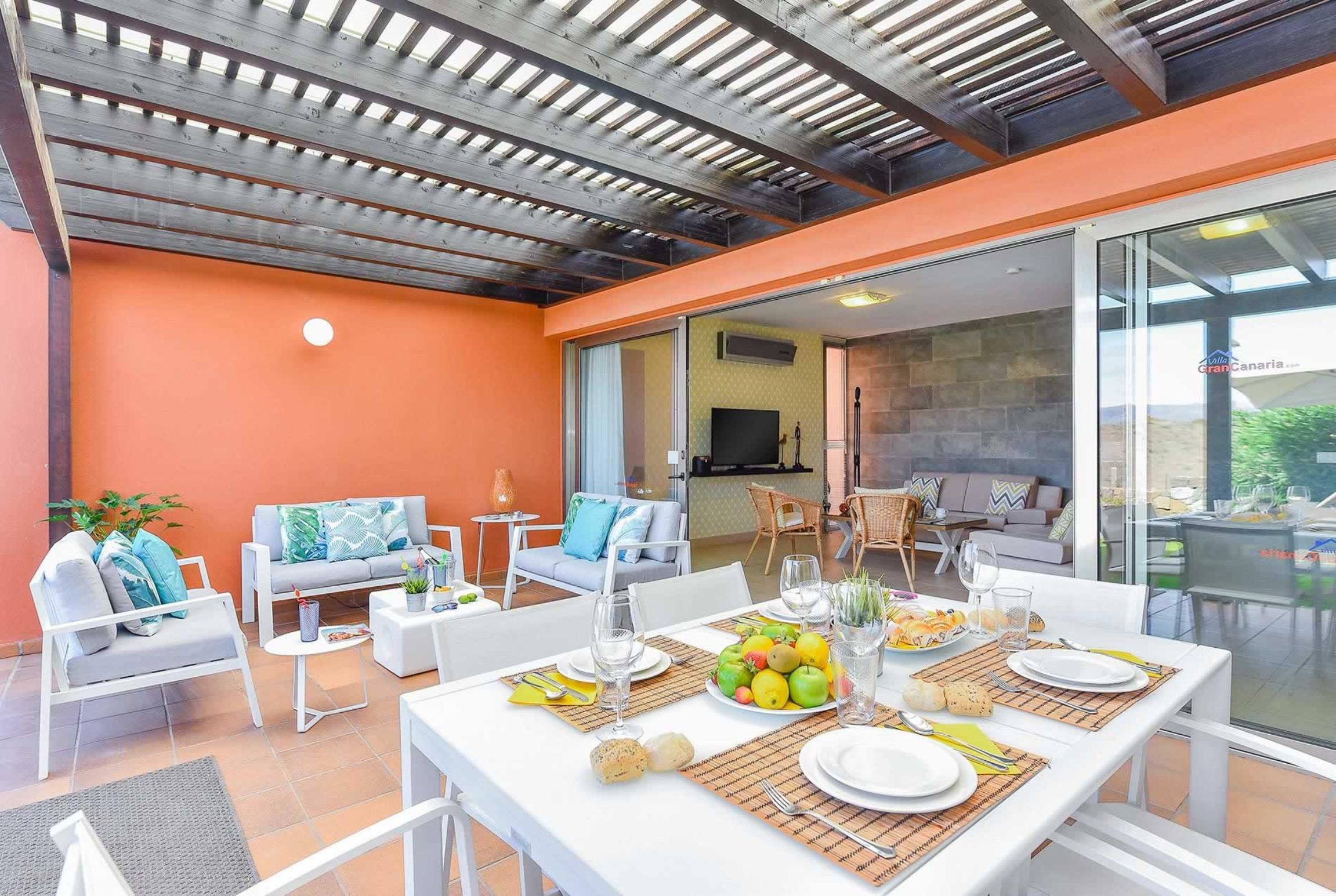 Holiday house Par 4 Villa 21 (2654431), Maspalomas, Gran Canaria, Canary Islands, Spain, picture 9