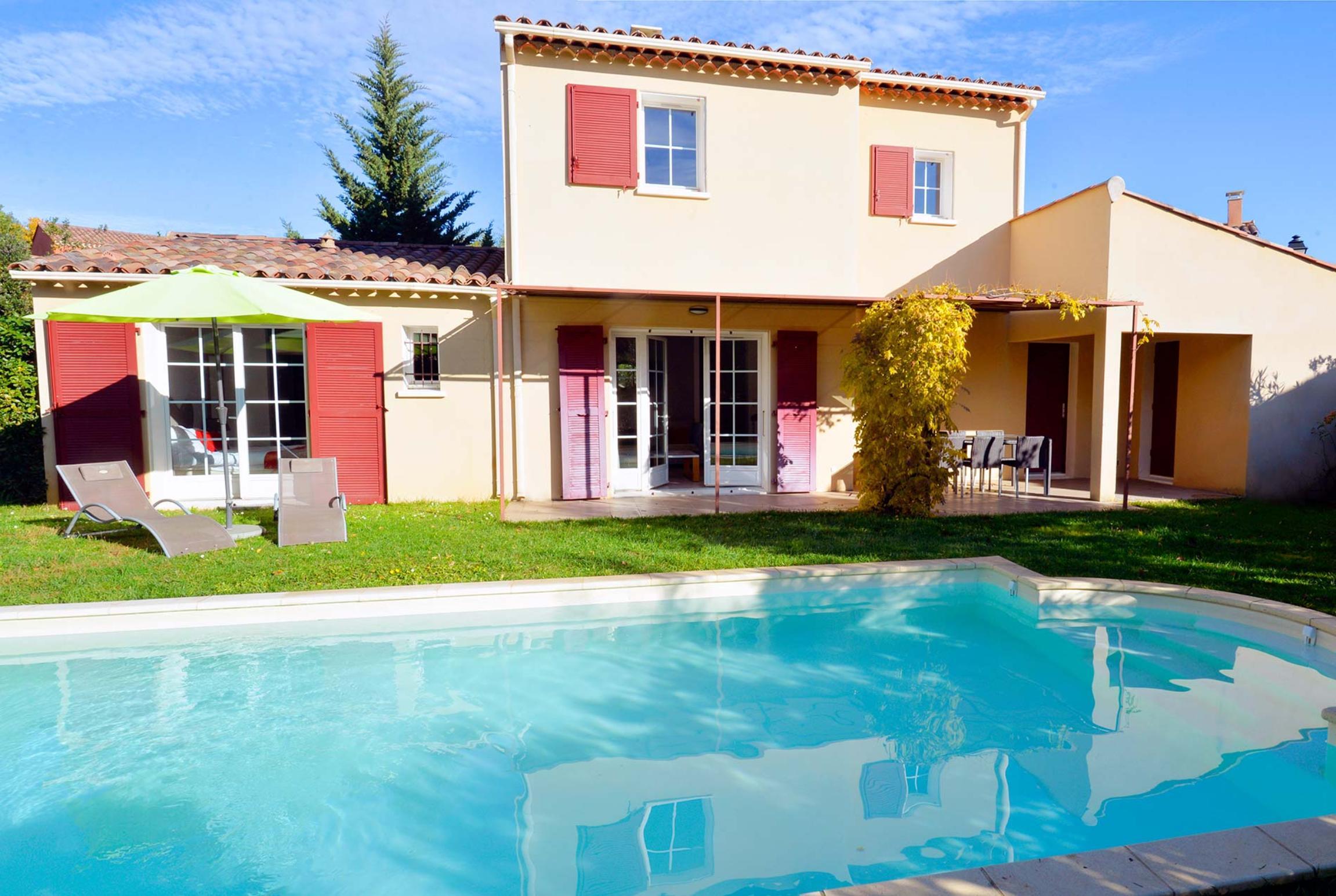 Holiday house 3 Bed Villas Campagne (2750845), Saint Saturnin lès Apt, Vaucluse, Provence - Alps - Côte d'Azur, France, picture 1