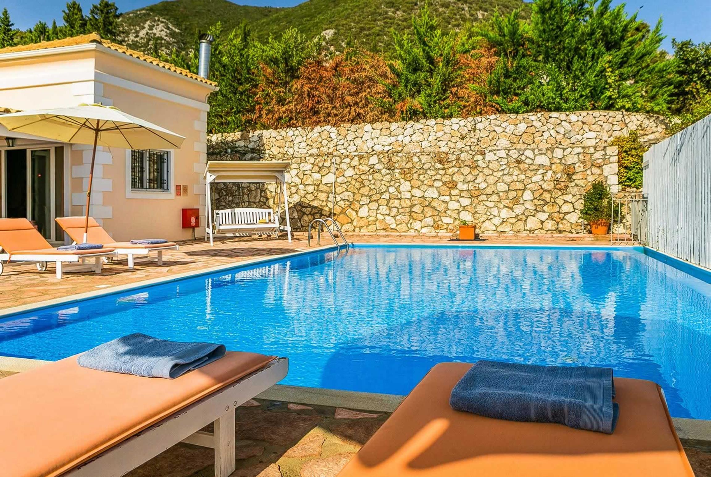 Holiday house Adriani (2652730), Perigiali, Lefkada, Ionian Islands, Greece, picture 5