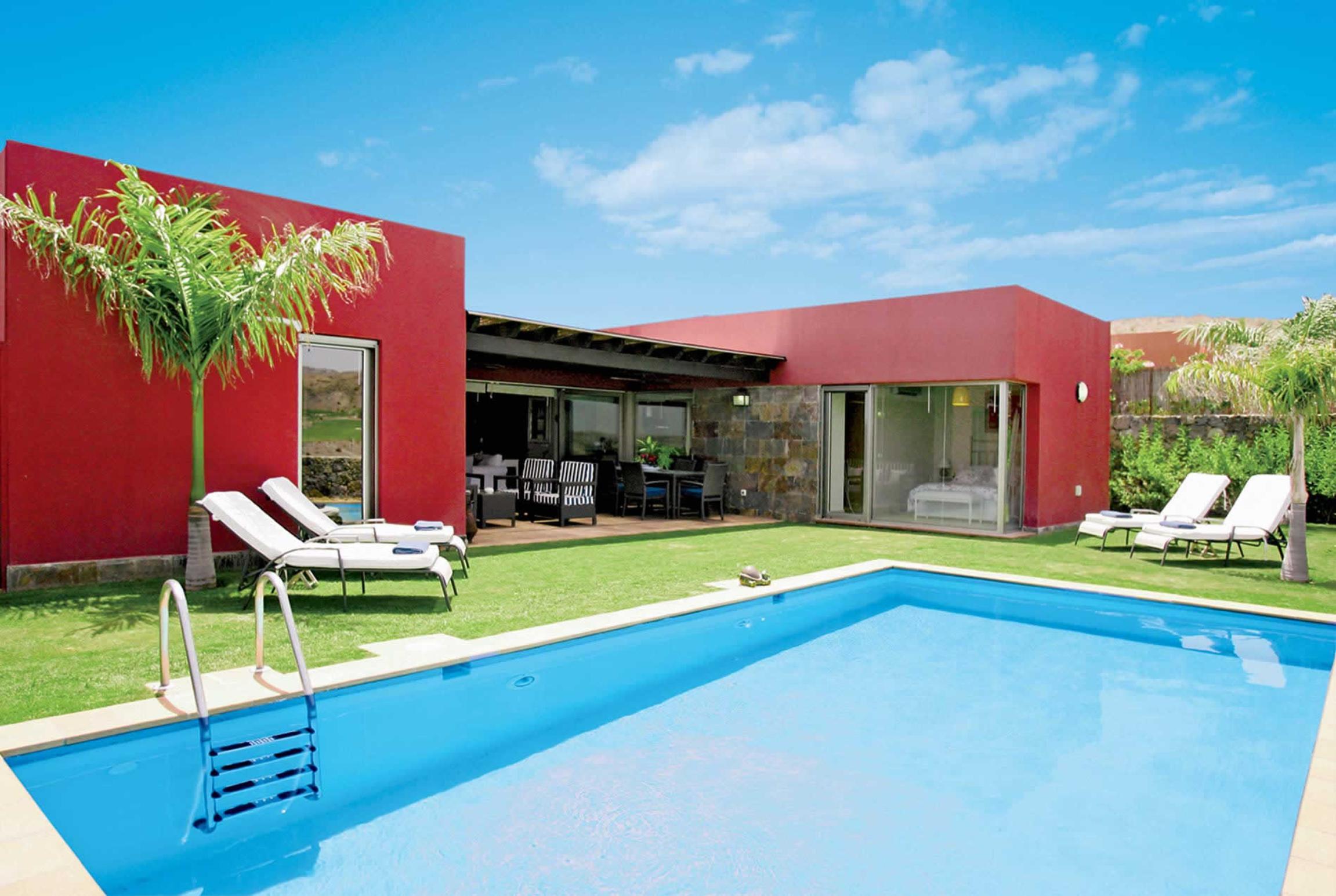 Holiday house Par 4 Villa 22 (2654464), Maspalomas, Gran Canaria, Canary Islands, Spain, picture 1