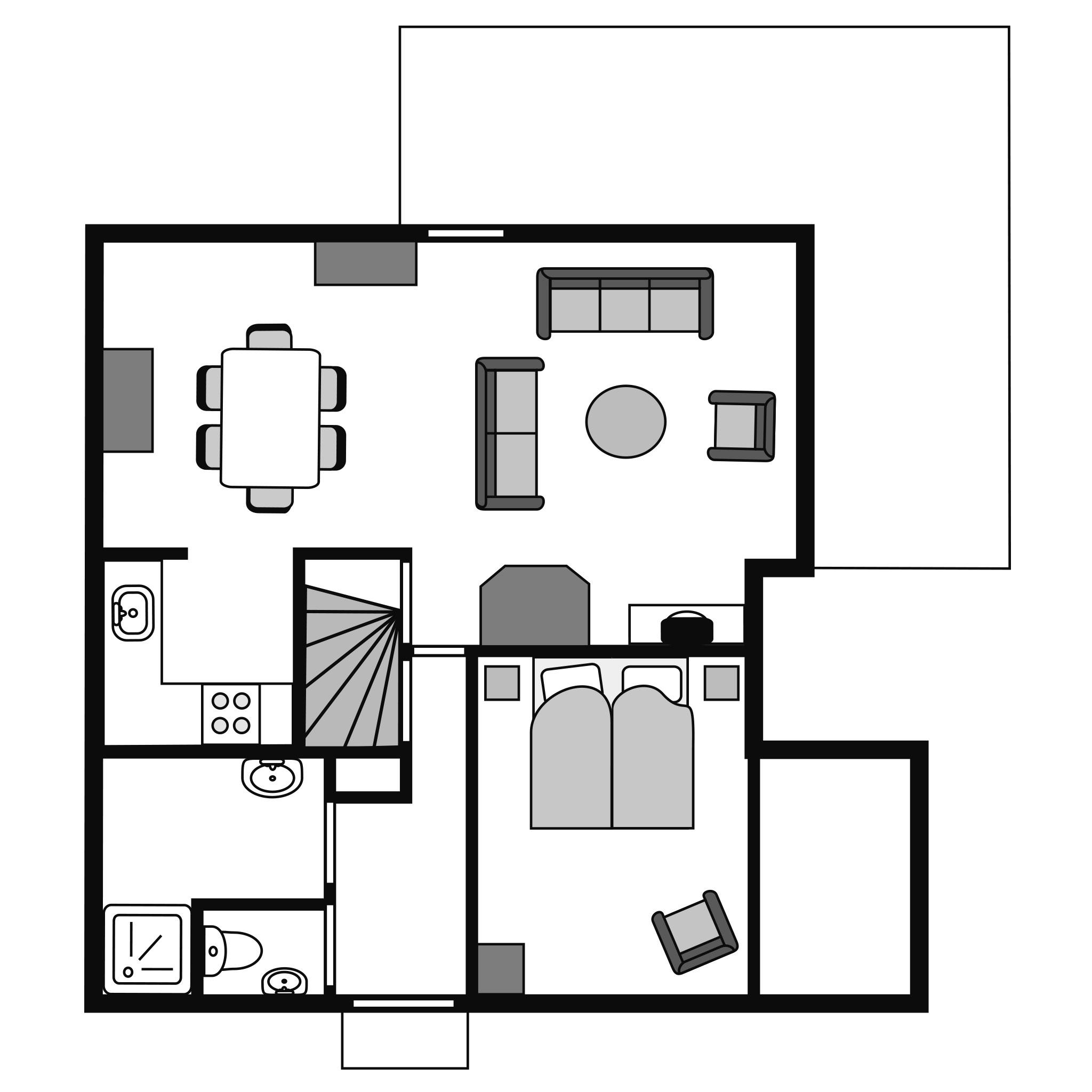 Ferienhaus 6-Personen-Ferienhaus im Ferienpark Landal Stroombroek - in einer Hügellandschaft (2669728), Braamt, Arnheim-Nimwegen, Gelderland, Niederlande, Bild 26