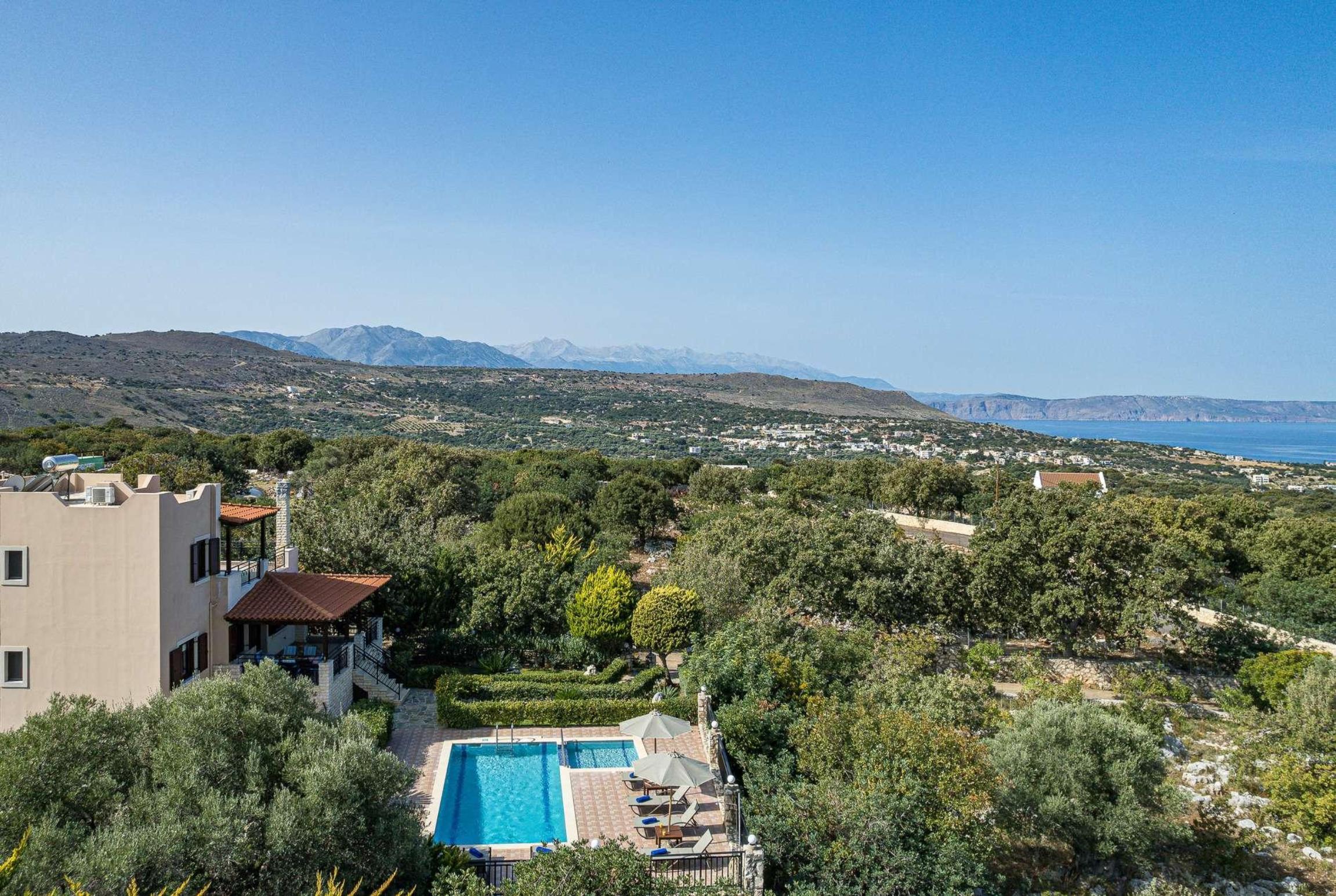 Ferienhaus Nefeli (2653931), Rethymno, Kreta Nordküste, Kreta, Griechenland, Bild 1