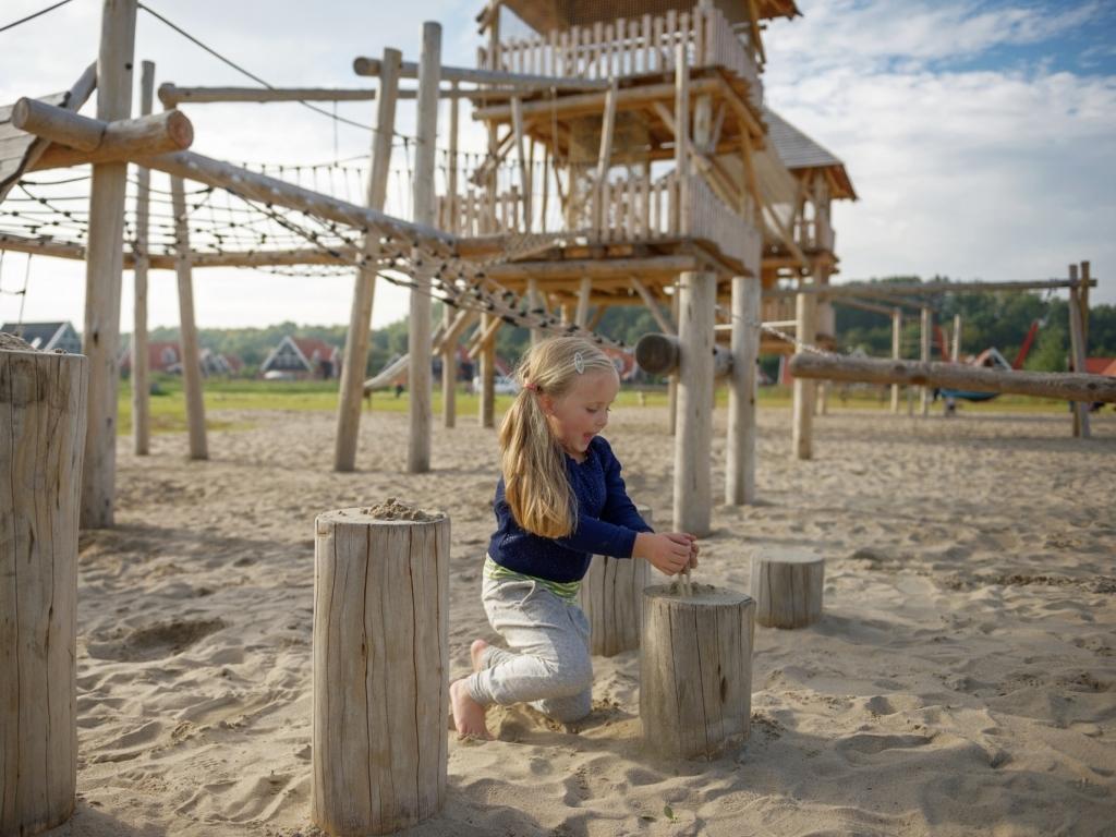 Ferienhaus Komfort 8-Personen-Villa im Ferienpark Landal Waterparc Veluwemeer - am Wasser/Freizeitsee (483659), Biddinghuizen, , Flevoland, Niederlande, Bild 30