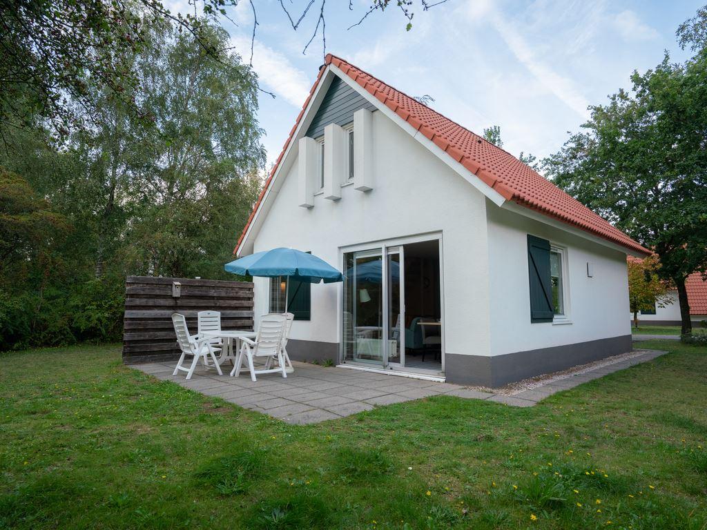 Komfort 6 Personen Ferienhaus im Ferienpark Landal Natuurdorp Suyderoogh