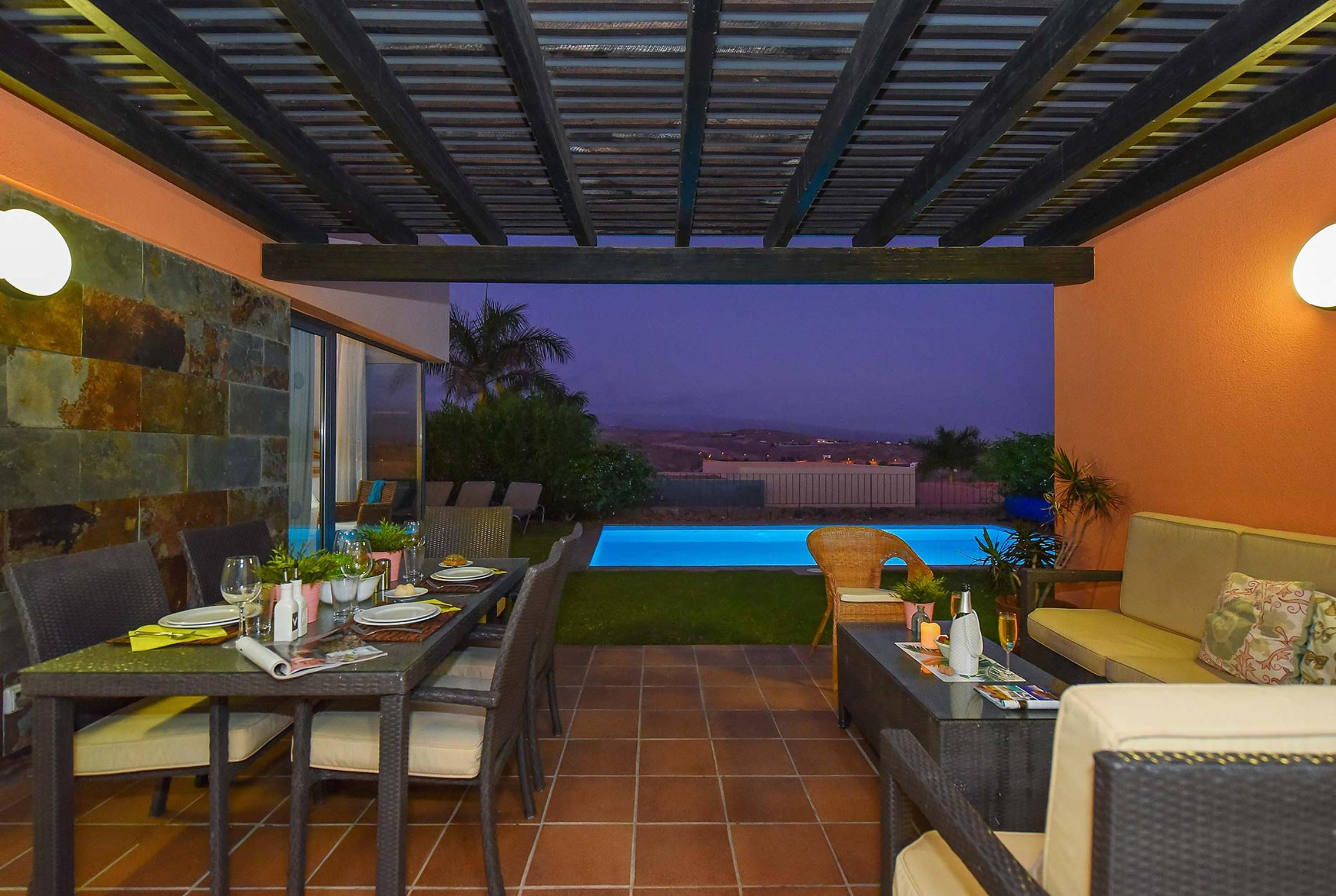 Holiday house Par 4 Villa 3 (2653981), Maspalomas, Gran Canaria, Canary Islands, Spain, picture 24