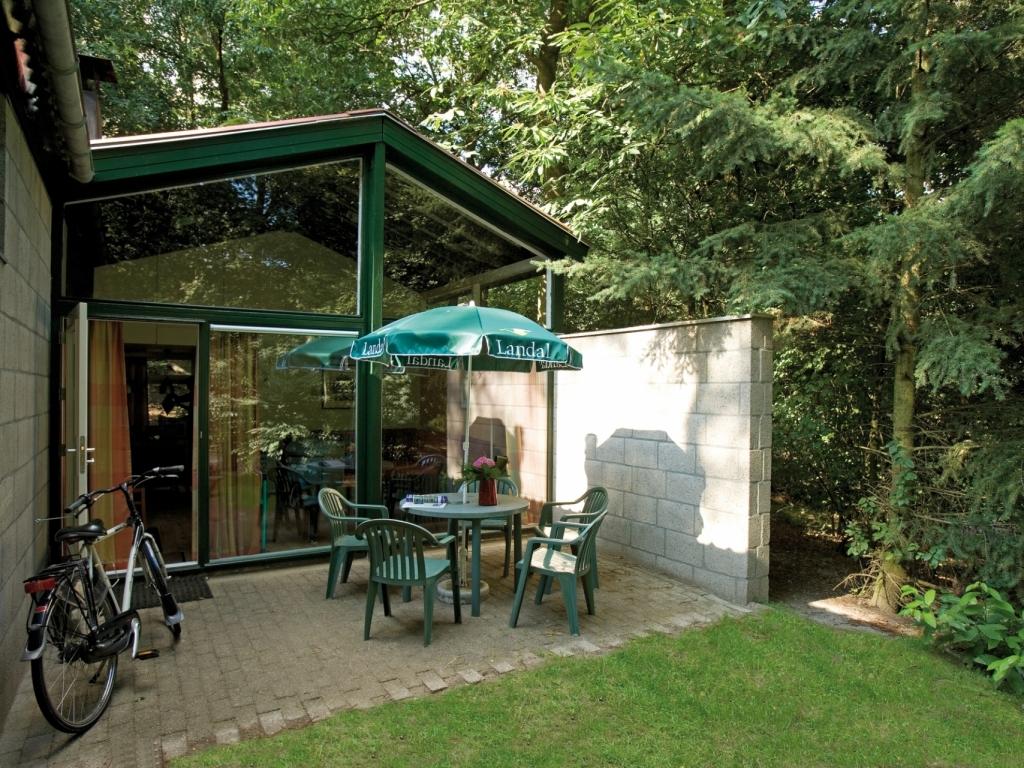 5 Personen Ferienhaus im Ferienpark Landal De Lommerbergen In waldreicher Umgebung