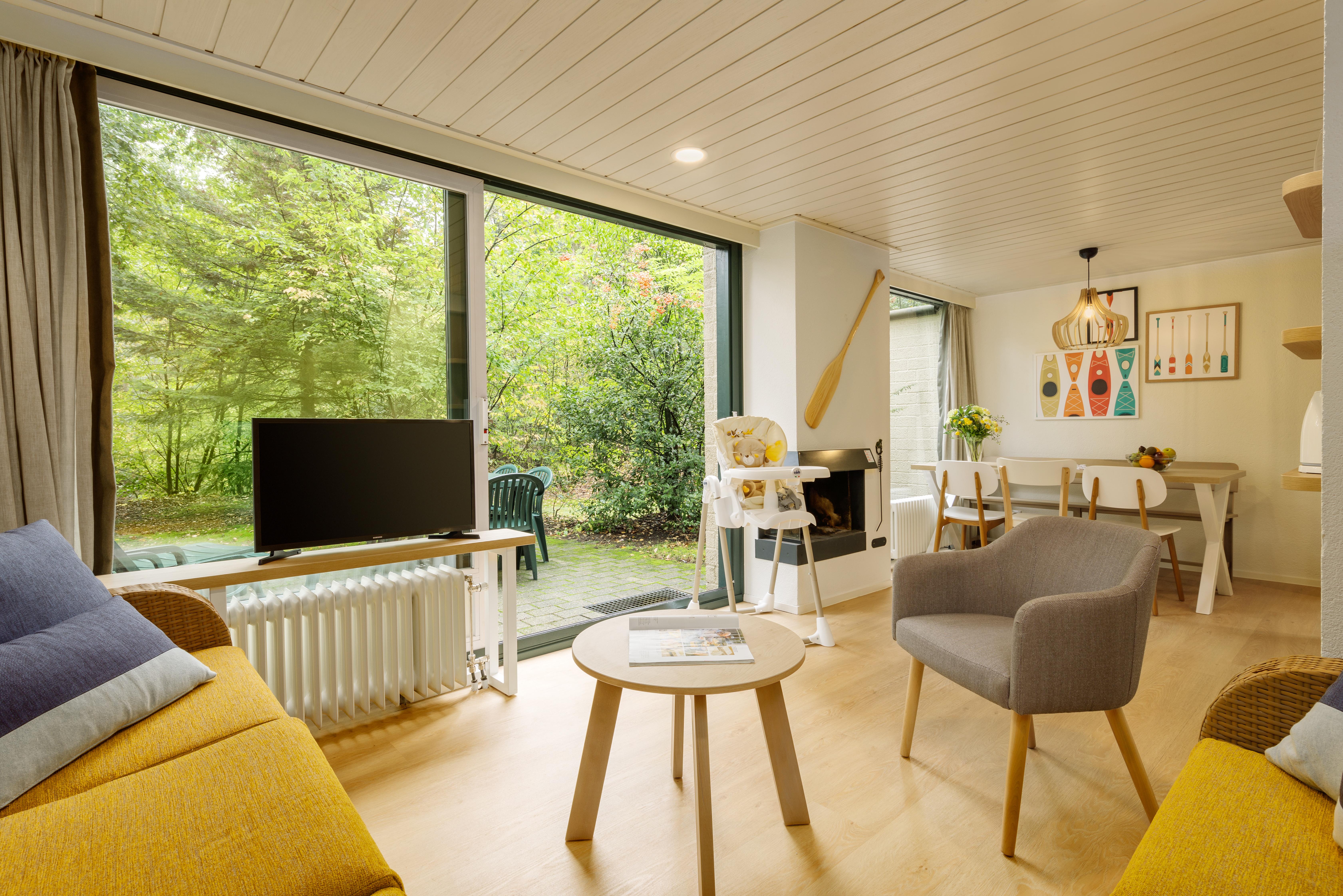 Ferienhaus Center Parcs Het Heijderbos - cottage Comfort 6 persons (2785490), Heijen, Noord-Limburg, Limburg (NL), Niederlande, Bild 2