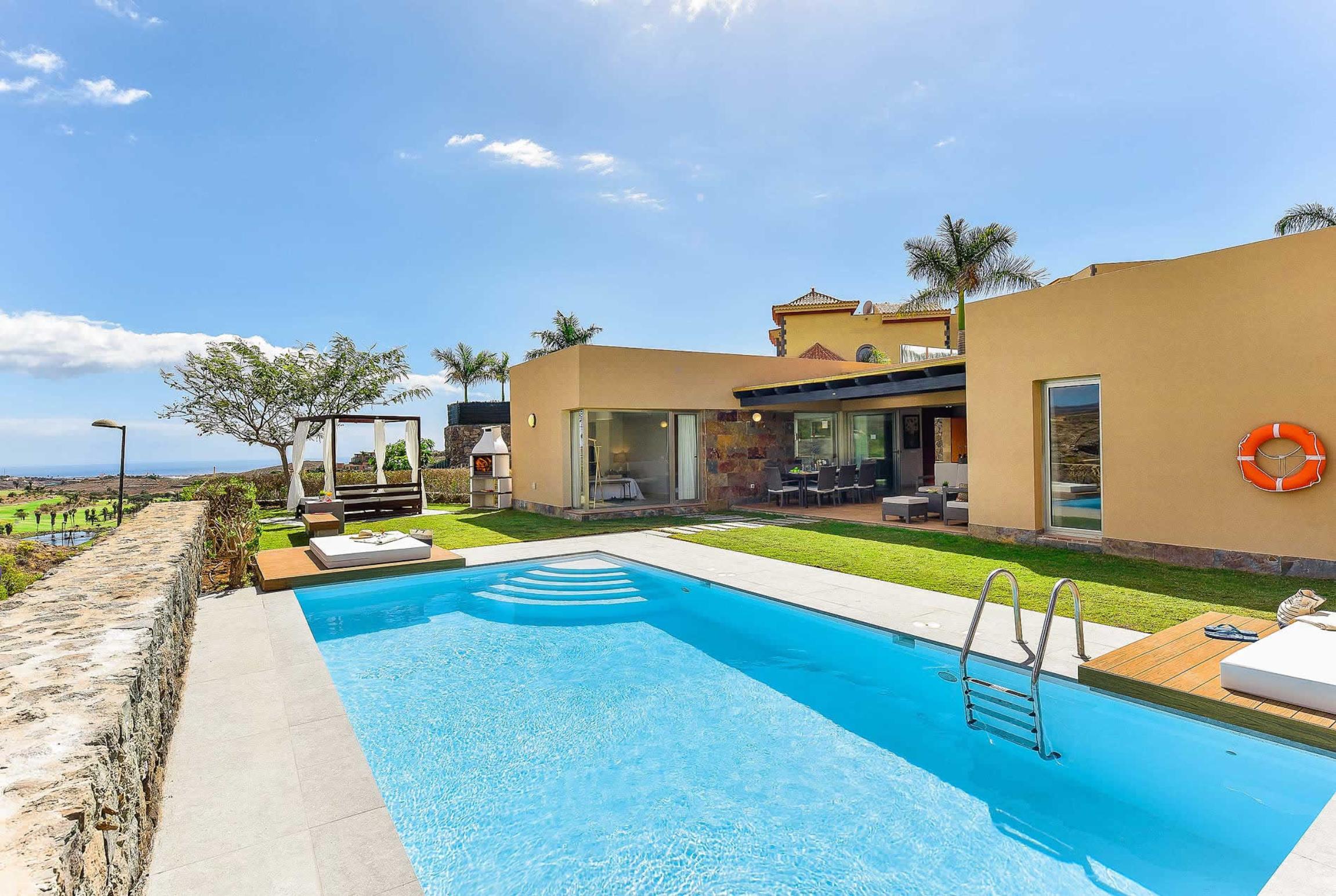 Holiday house Par 4 Villa 24 (2654009), Maspalomas, Gran Canaria, Canary Islands, Spain, picture 1
