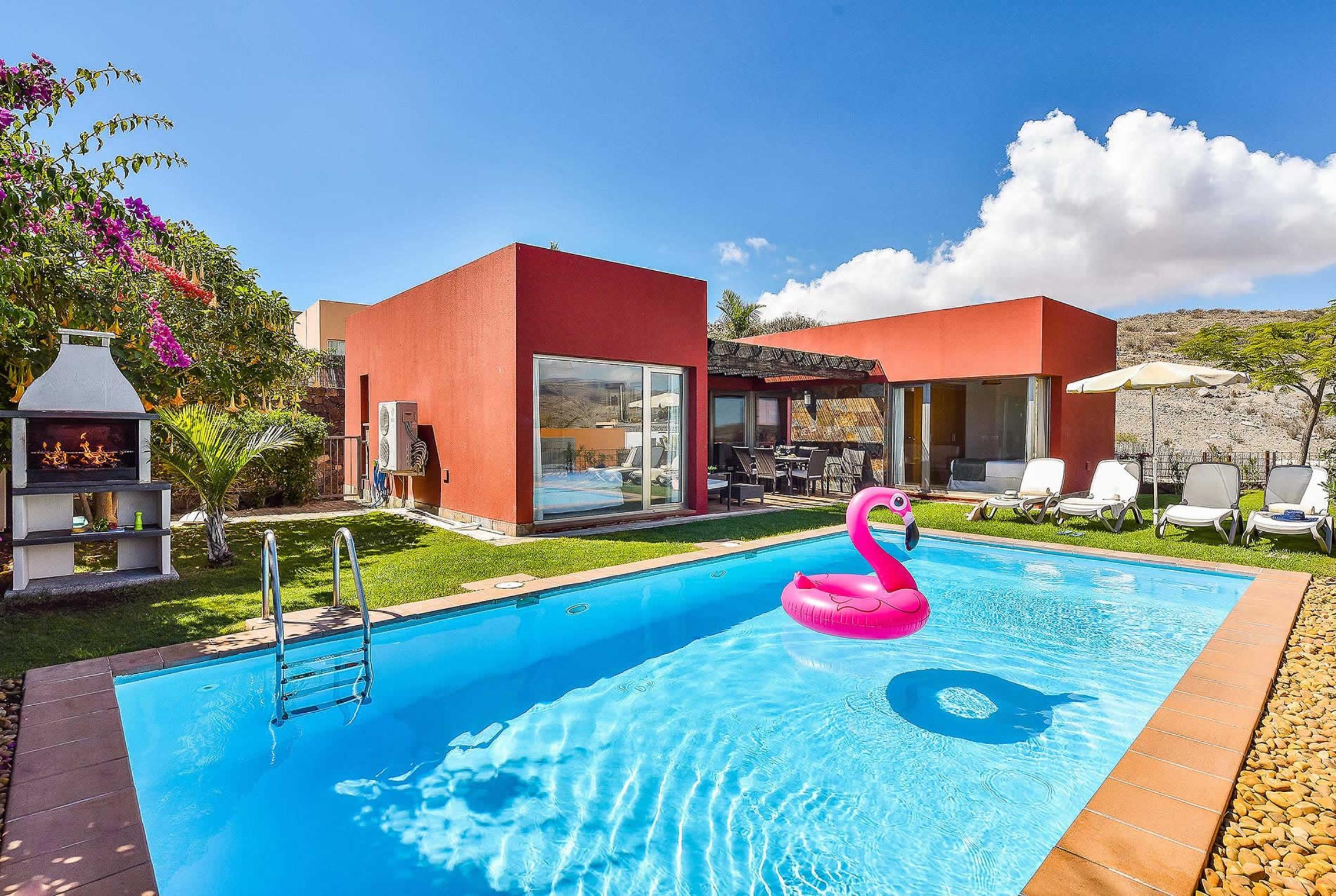 Holiday house Par 4 Villa 17 (2654016), Maspalomas, Gran Canaria, Canary Islands, Spain, picture 11