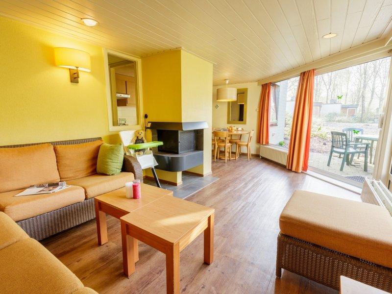 Center Parcs De Eemhof cottage Premium 5 persons