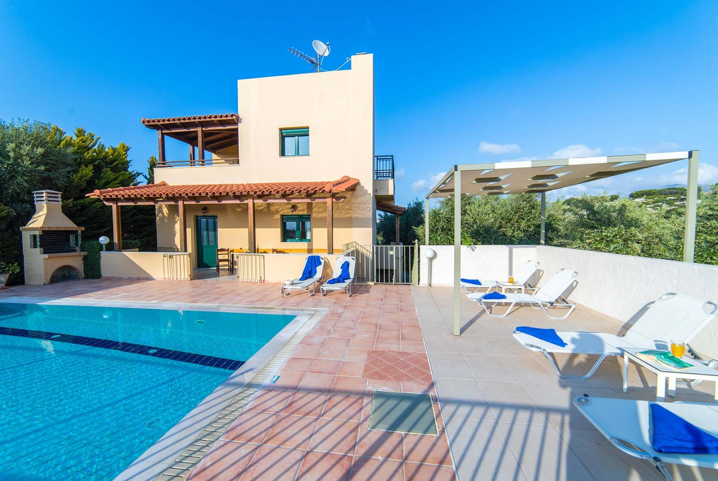 Ferienhaus Pelagia (2653855), Roumeli, Kreta Nordküste, Kreta, Griechenland, Bild 28