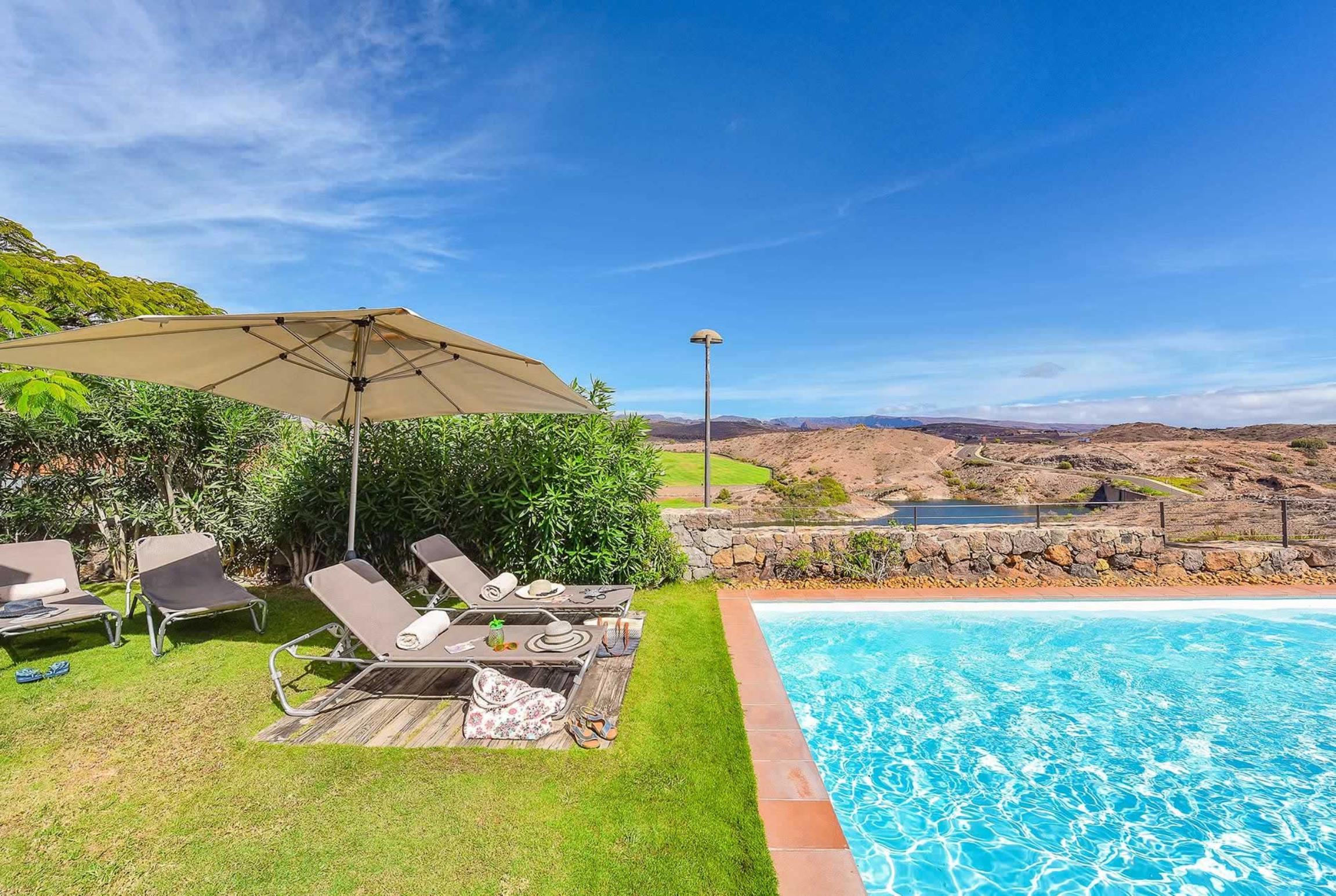 Holiday house Par 4 Villa 21 (2654431), Maspalomas, Gran Canaria, Canary Islands, Spain, picture 5