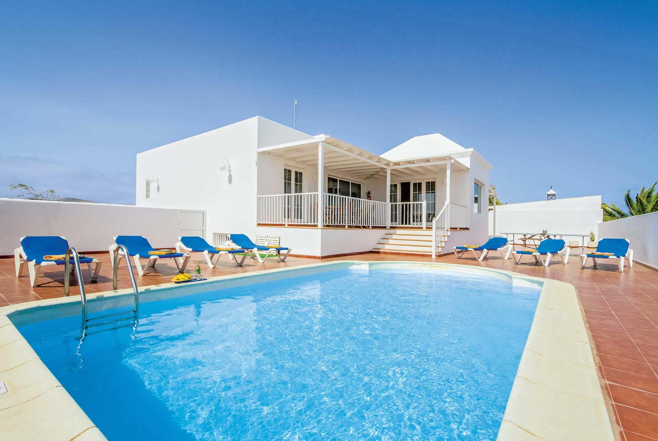 Ferienhaus Casa Candela (2654390), Puerto del Carmen, Lanzarote, Kanarische Inseln, Spanien, Bild 1