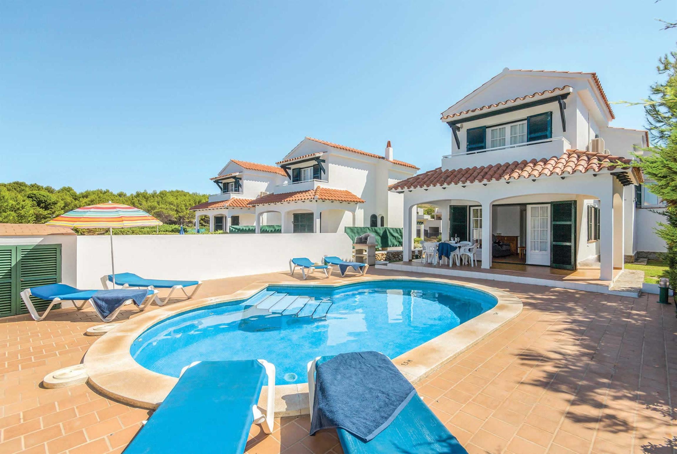 Ferienhaus Cel I Mar (2654314), Arenal De'N Castell, Menorca, Balearische Inseln, Spanien, Bild 15