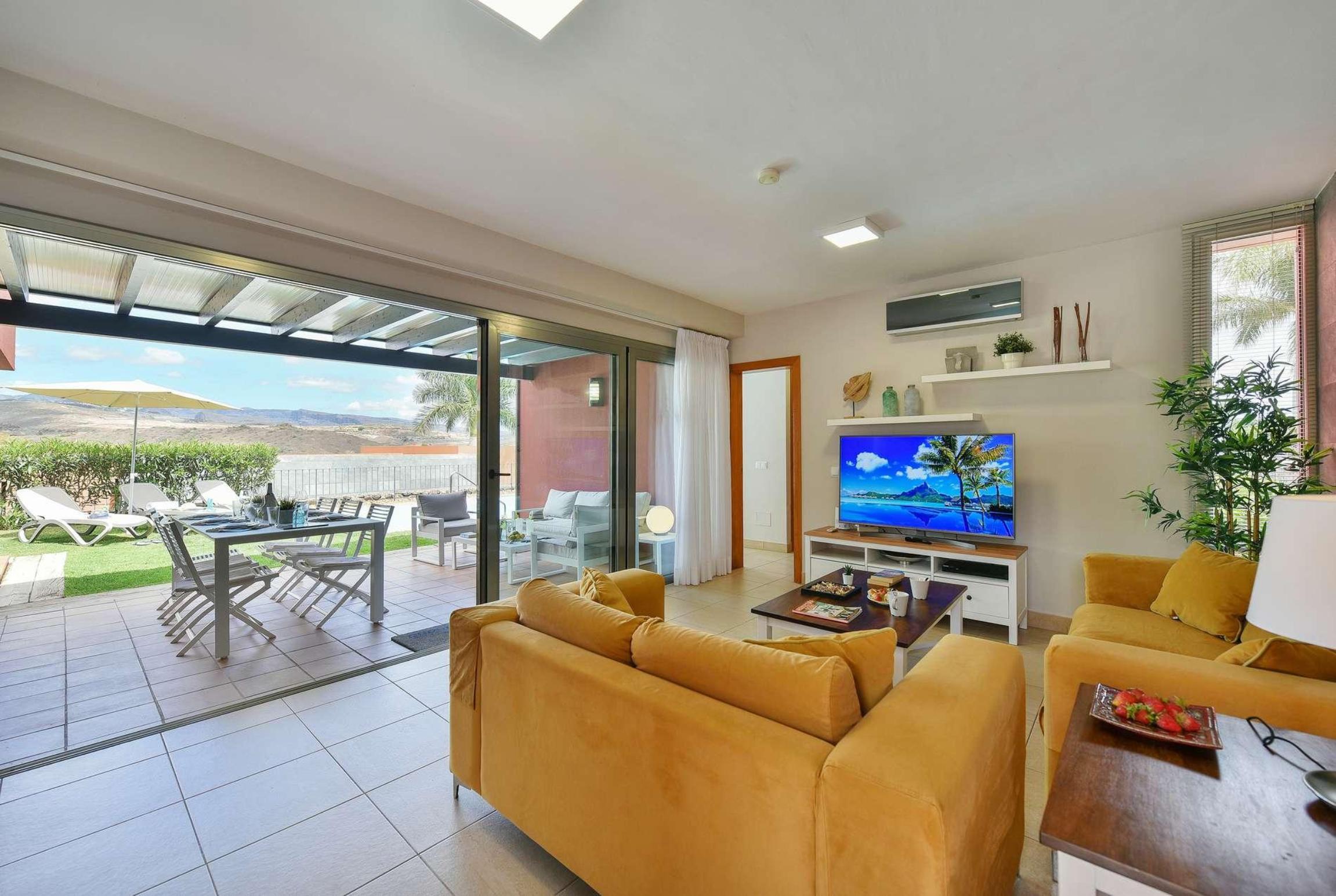 Holiday house Par 4 Villa 17 (2654016), Maspalomas, Gran Canaria, Canary Islands, Spain, picture 2