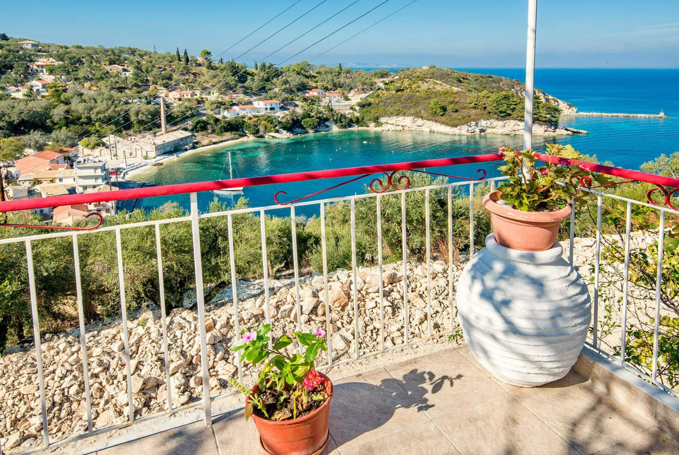 Holiday apartment Captain's House (2654946), Paxos, Paxi, Ionian Islands, Greece, picture 18