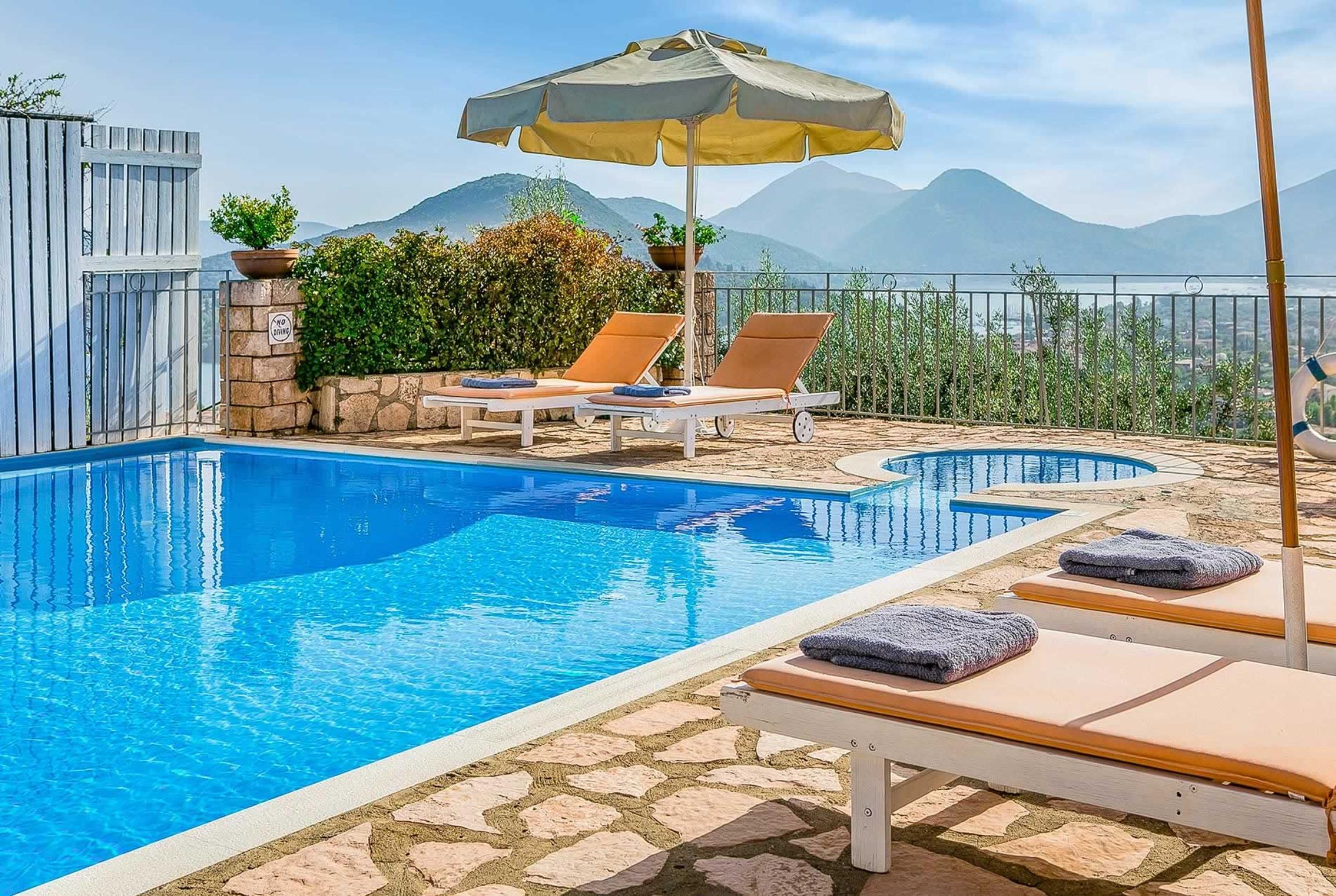 Holiday house Adriani (2652730), Perigiali, Lefkada, Ionian Islands, Greece, picture 1