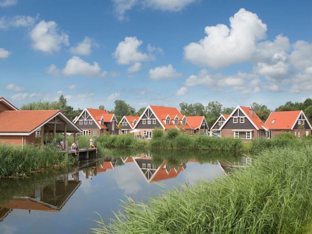 Ferienhaus Komfort 8-Personen-Villa im Ferienpark Landal Waterparc Veluwemeer - am Wasser/Freizeitsee (483659), Biddinghuizen, , Flevoland, Niederlande, Bild 15