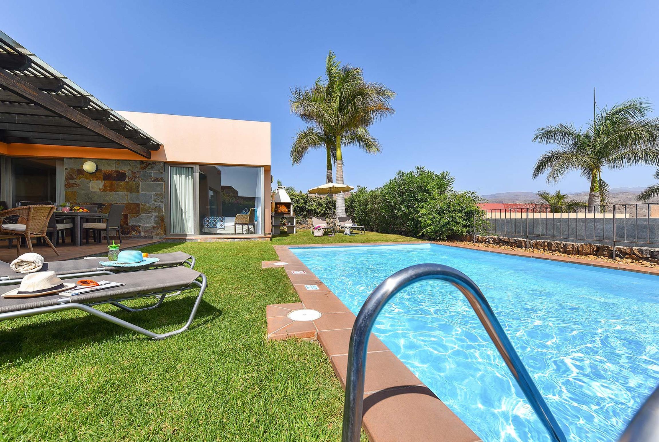 Holiday house Par 4 Villa 3 (2653981), Maspalomas, Gran Canaria, Canary Islands, Spain, picture 10