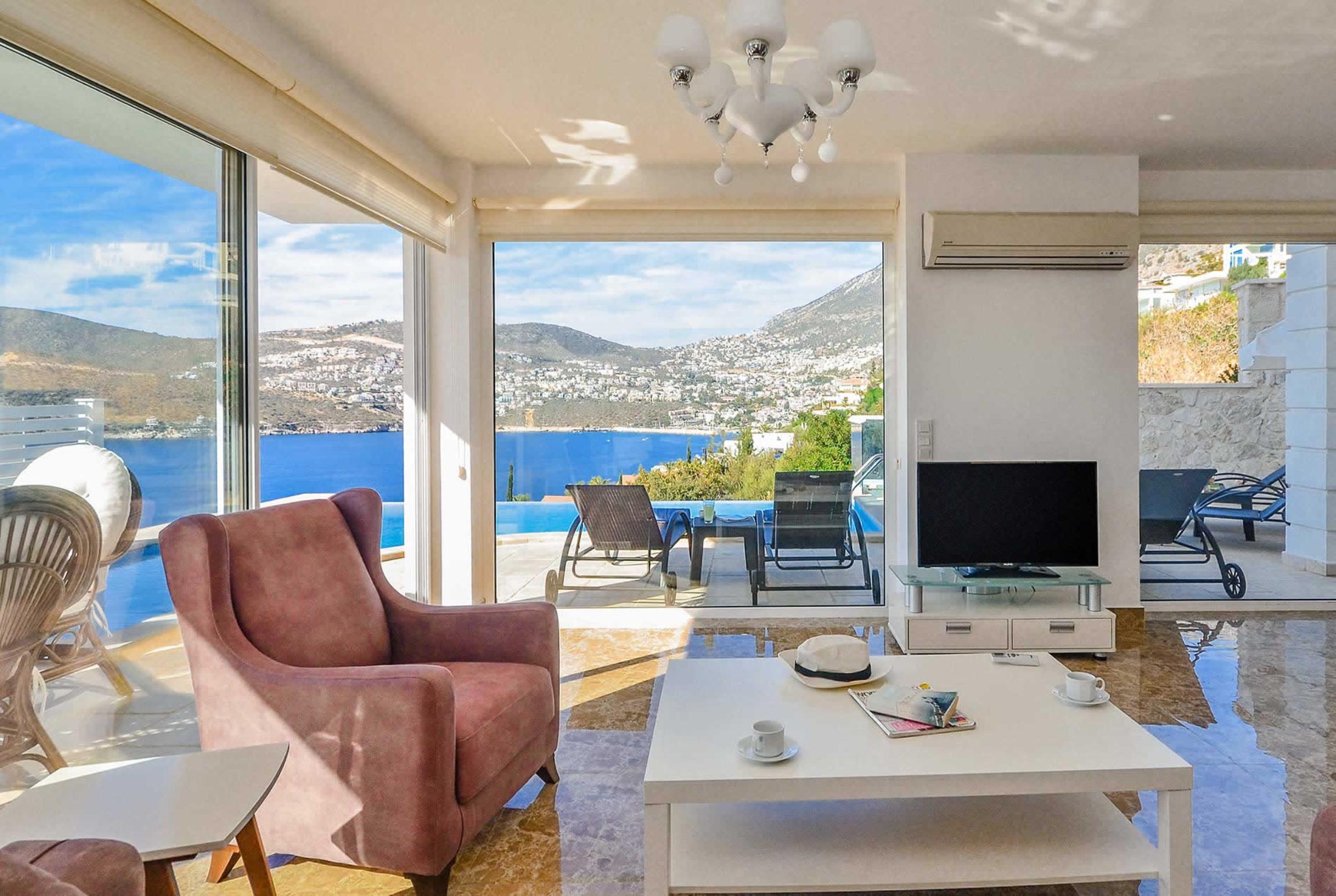 Maison de vacances Villa Everes (2649899), Kalkan, , Région Méditerranéenne, Turquie, image 6