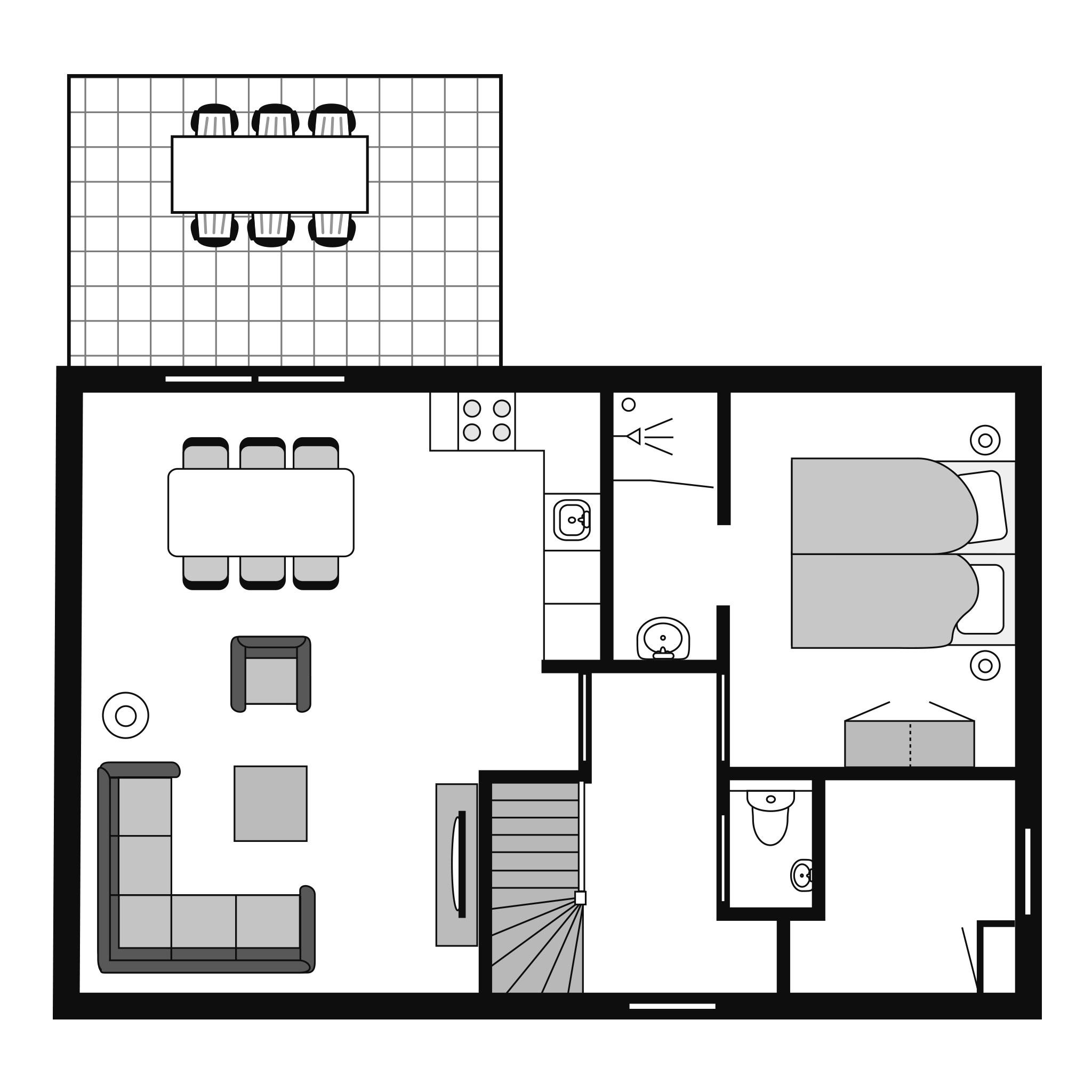 Ferienwohnung Komfort 6-Personen-Ferienhaus im Ferienpark Landal De Vers - am Wasser/Freizeitsee gelegen (2669905), Overloon, , Nordbrabant, Niederlande, Bild 26