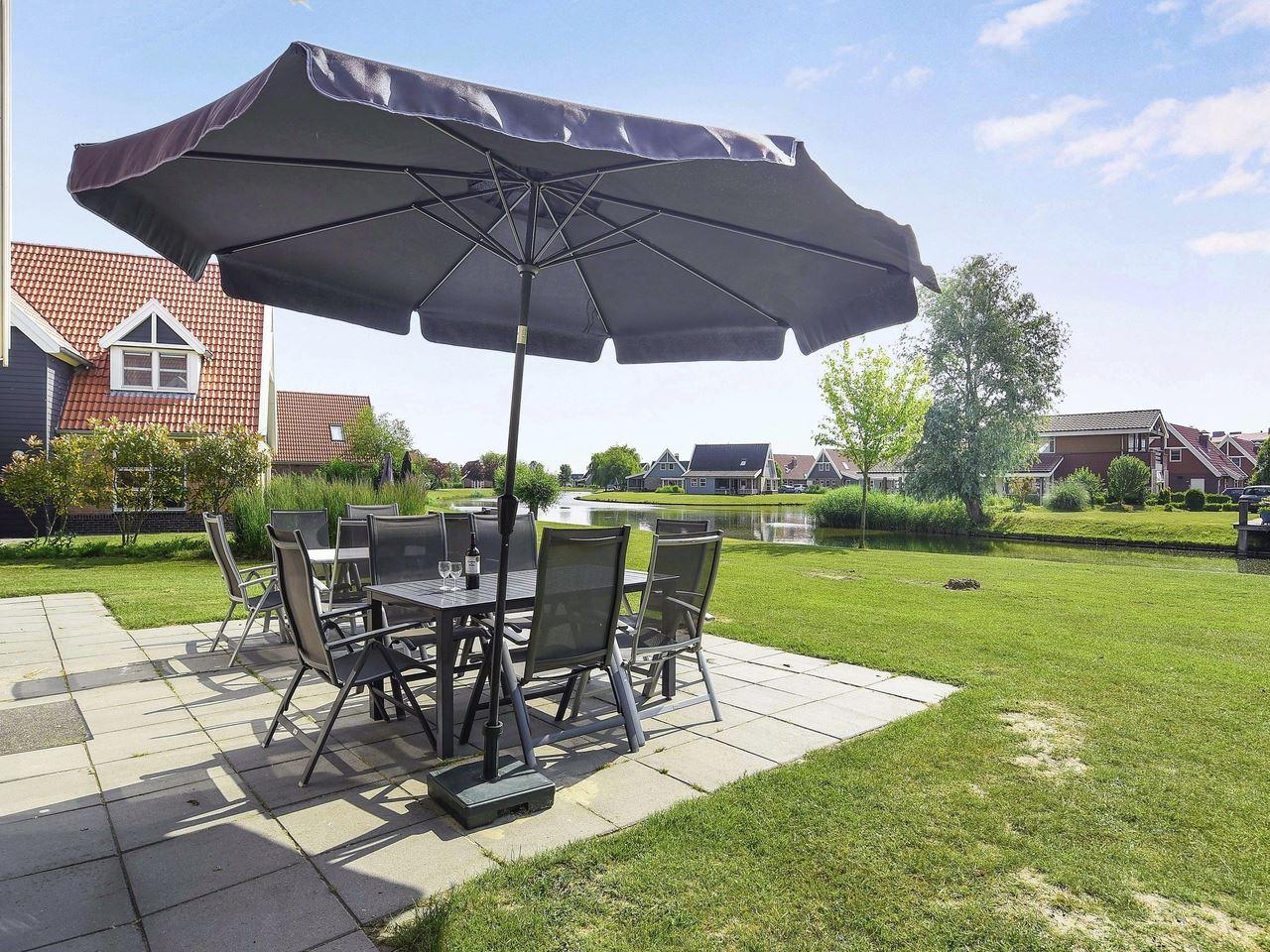 Komfort 16-Personen-Villa im Ferienpark Landal Wat Villa in den Niederlande