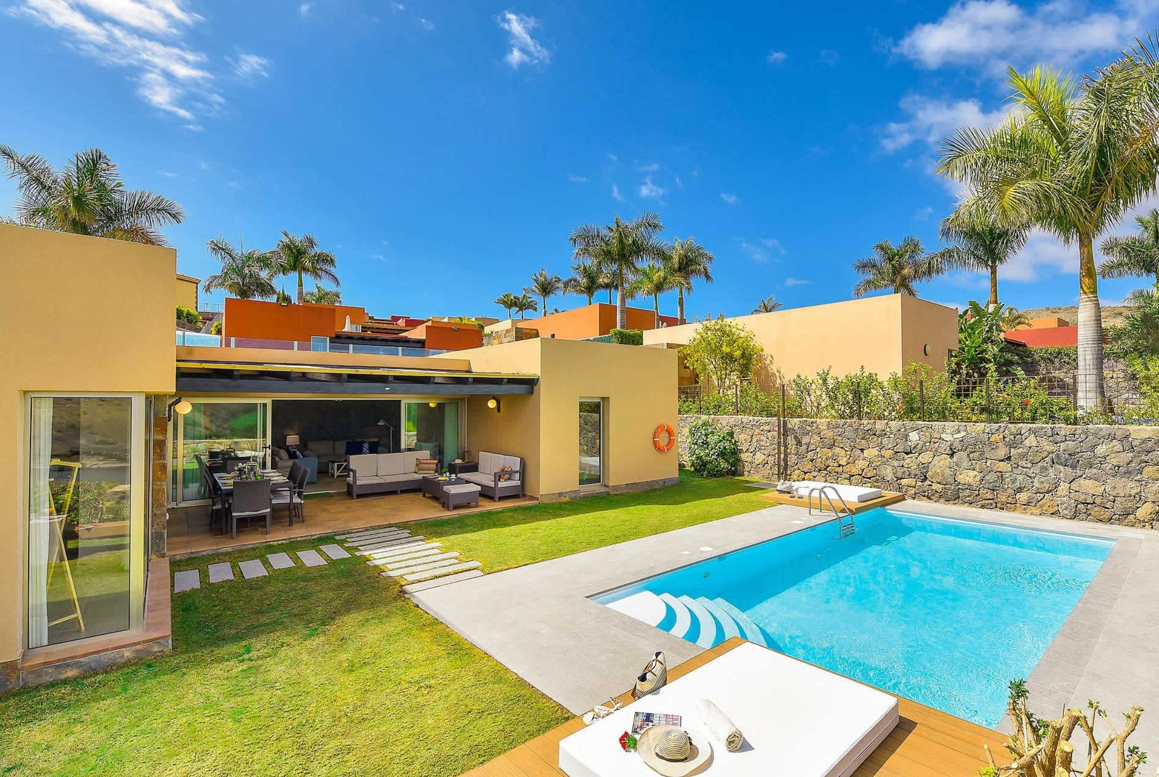 Holiday house Par 4 Villa 24 (2654009), Maspalomas, Gran Canaria, Canary Islands, Spain, picture 14