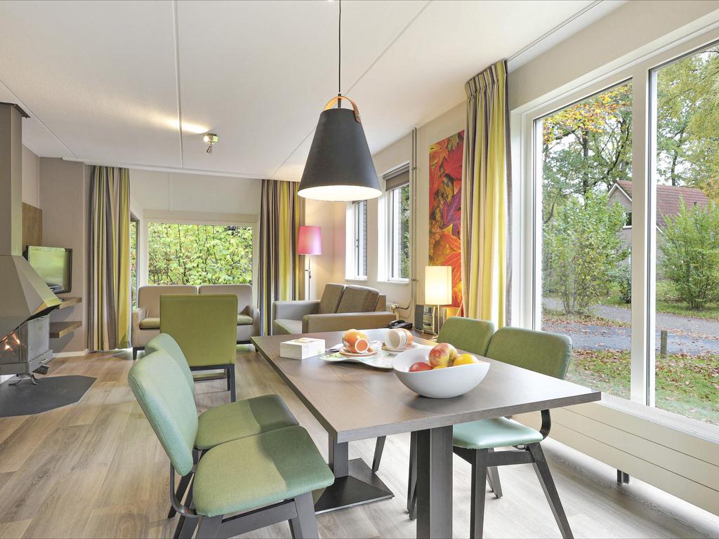 Komfort 4 Personen Ferienhaus im Ferienpark Landal Landgoed t Loo